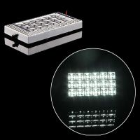 18-LED Bright White Car Vehicle Roof Ceiling Dome Interior ...