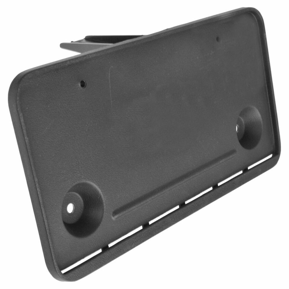 Oem F2tz 17a385 A Front Bumper License Plate Mounting