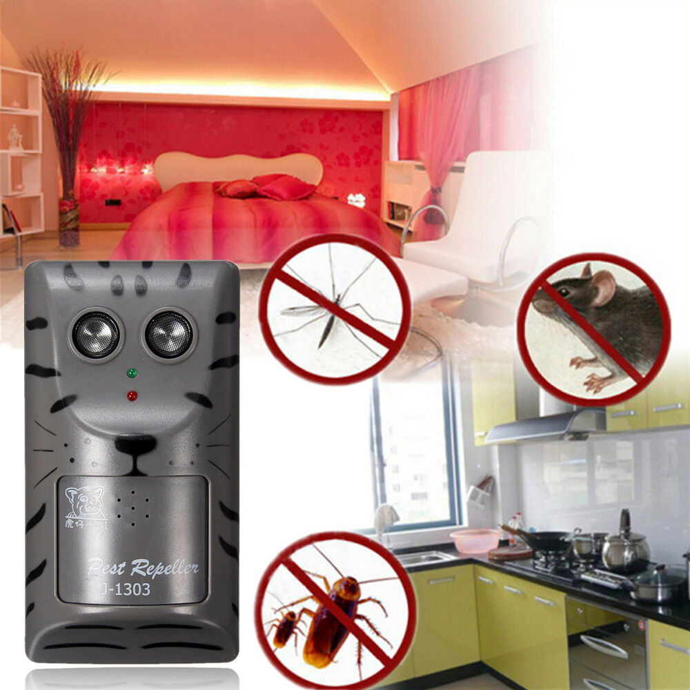 Electronic Ultrasonic Pest Rat Mouse Insect Rodent Control Auto Is The Circuit Diagram Of An Mosquito Repellerthe Repeller