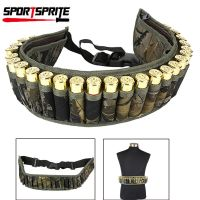 28Round Shotgun Shell Ammo Bullet Holder Belt Hunting ...