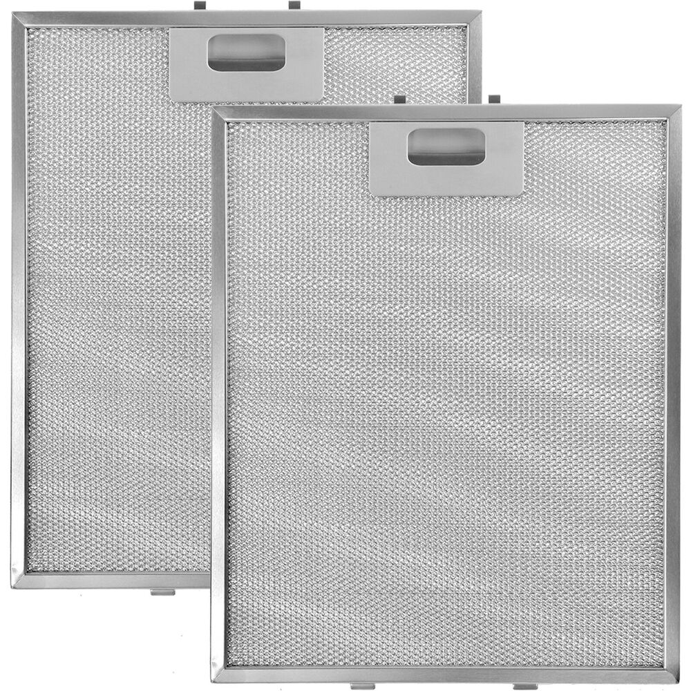 Whirlpool Akr808ix Whirlpool Genuine Cooker Hood Vent Silver Grease Extractor Filter 305 X 265mm X2 Ebay