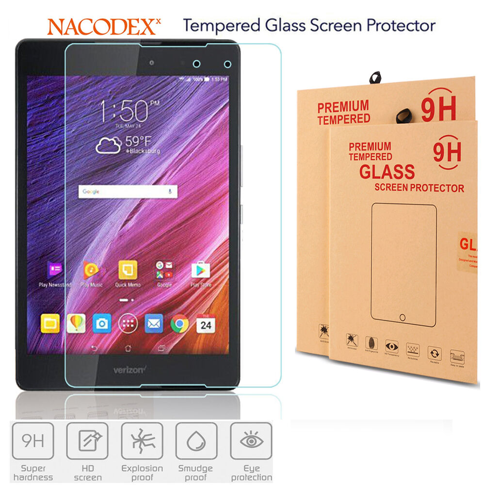 Nacodex 3mm Tempered Glass Screen Protector For Asus Zenpad Z10 Zt500kl 9 7