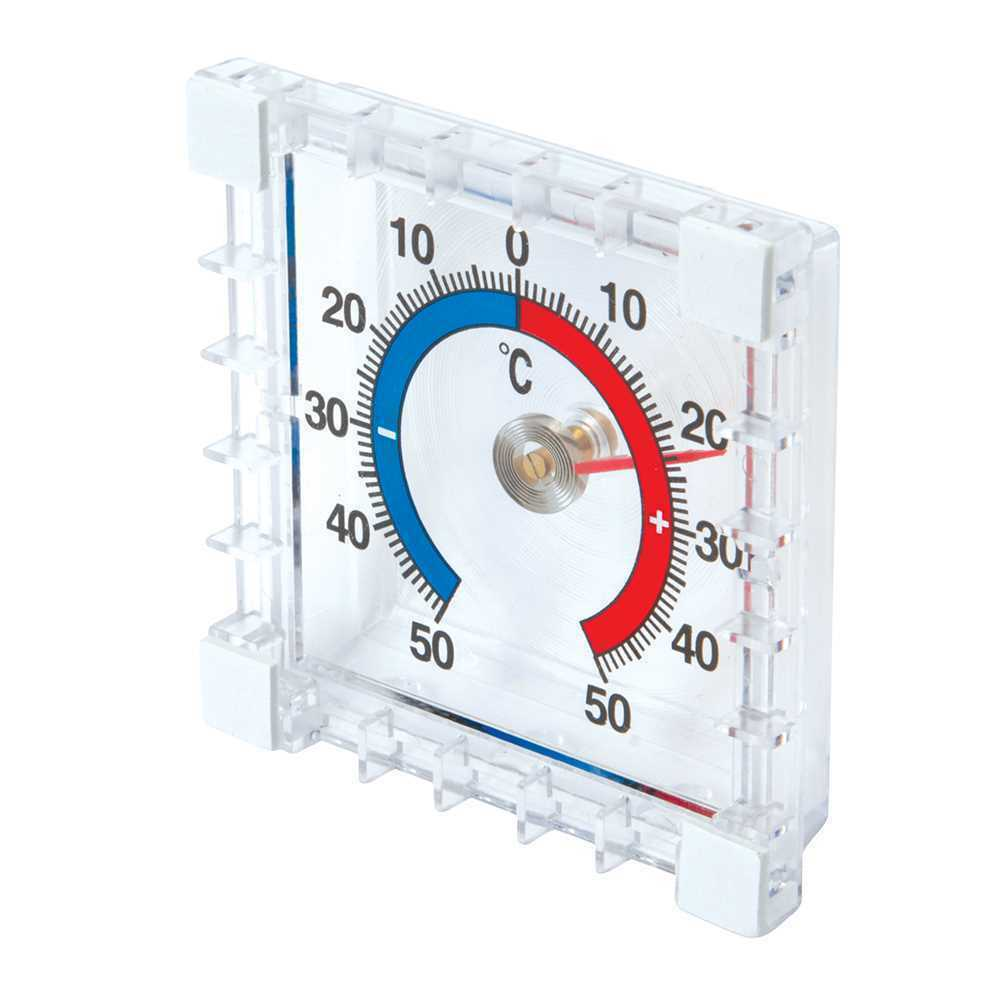 Temperature Exterieur Stick On Indoor Outdoor Thermometer Garden Room Inside Outside Temperature New 5024763131622 Ebay