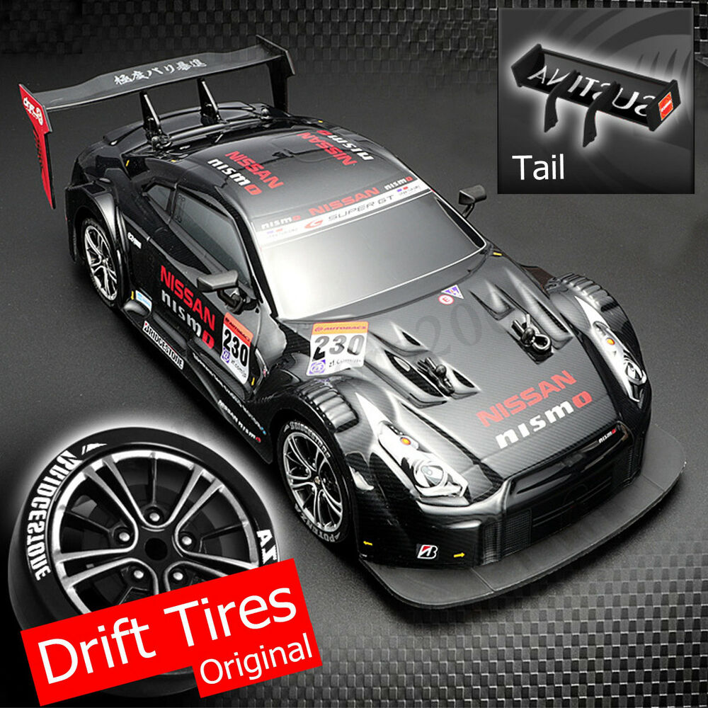 Car Rc 1 16 58km H Rc Drift Racing Car 4wd 2 4ghigh Speed Gtr Remote Control 700mah Ebay