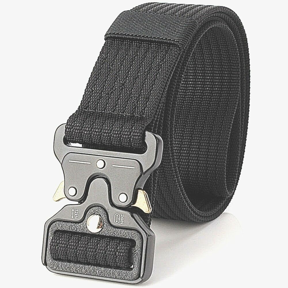Buckle Tip Sets Tom Taylor Belts Buckles Bags Mens Heavy Duty Military Black Belt Army Tough Buckle Strong Equipment Tactical Ebay