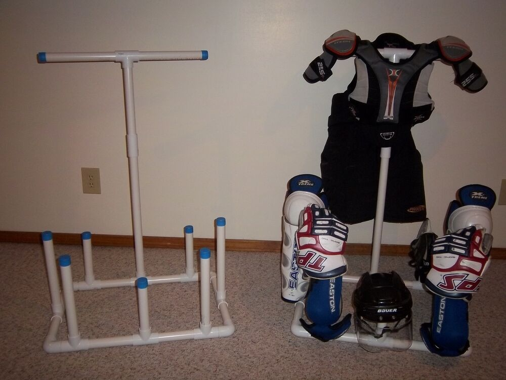 Sports Equipment Hockey Drying Rack Tree Ebay
