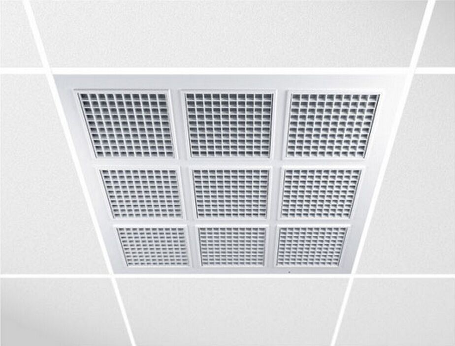 Suspended Ceiling Panels 595mm X 595mm Ceiling Square