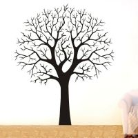 LARGE TREE BRANCH Wall Decor Removable Vinyl Decal HOME