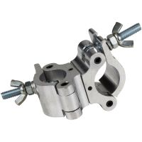 Heavy-Duty Stage Lighting Clamp Swivel Coupler for 1-1/2 ...