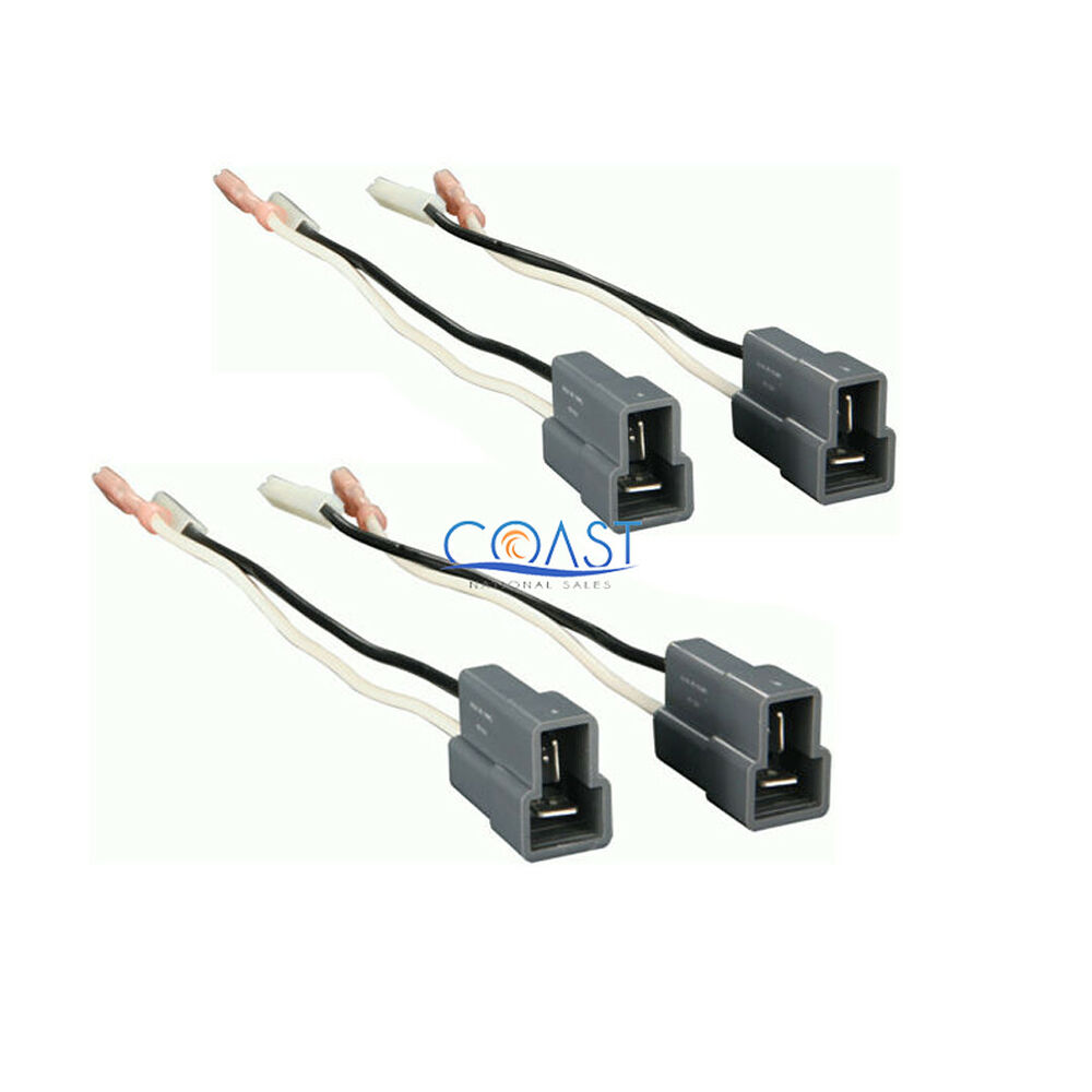 speaker wiring harness adapter