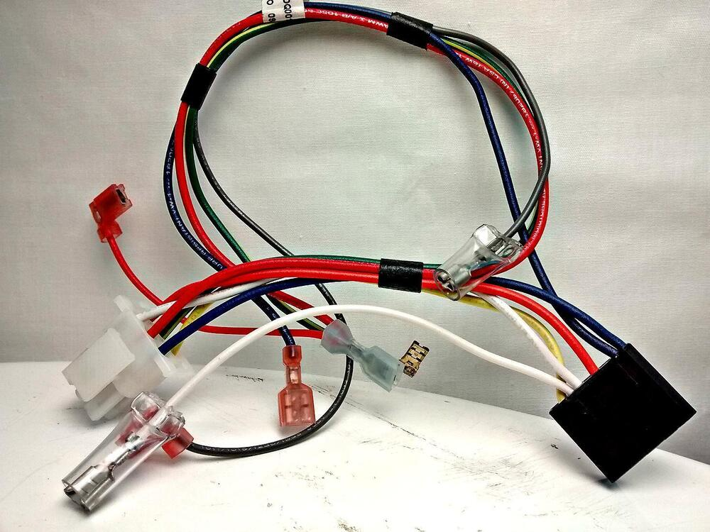 61002212 Maytag Refrigerator Wire Harness Defrost Timer Thermostat