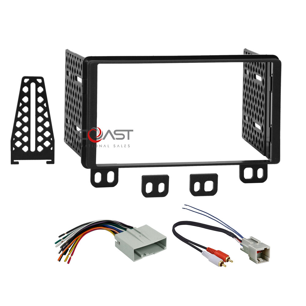 car stereo harness kit