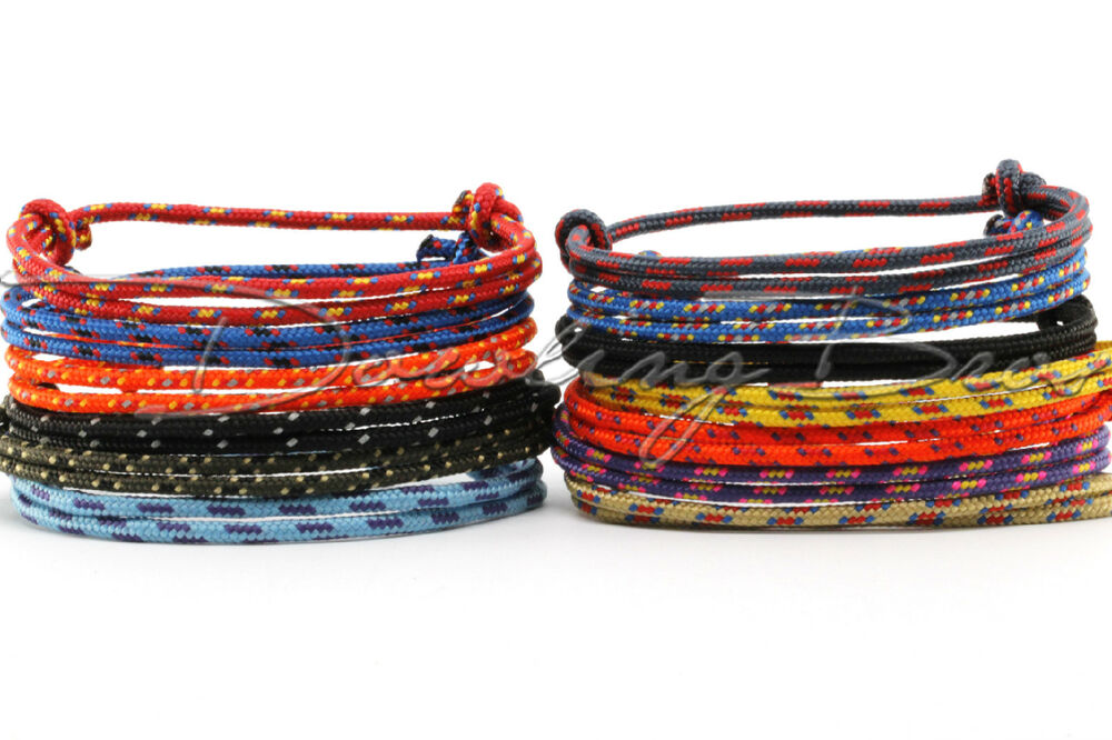 One Handcrafted Climbing Rope Adjustable Knot Cord
