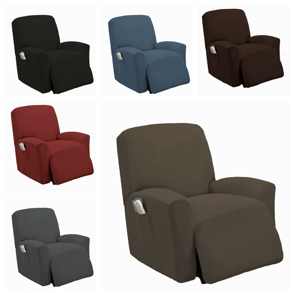 Sofa Slipcovers For Recliners Stretch Slipcover Recliner, Couch Cover, Sofa Cover