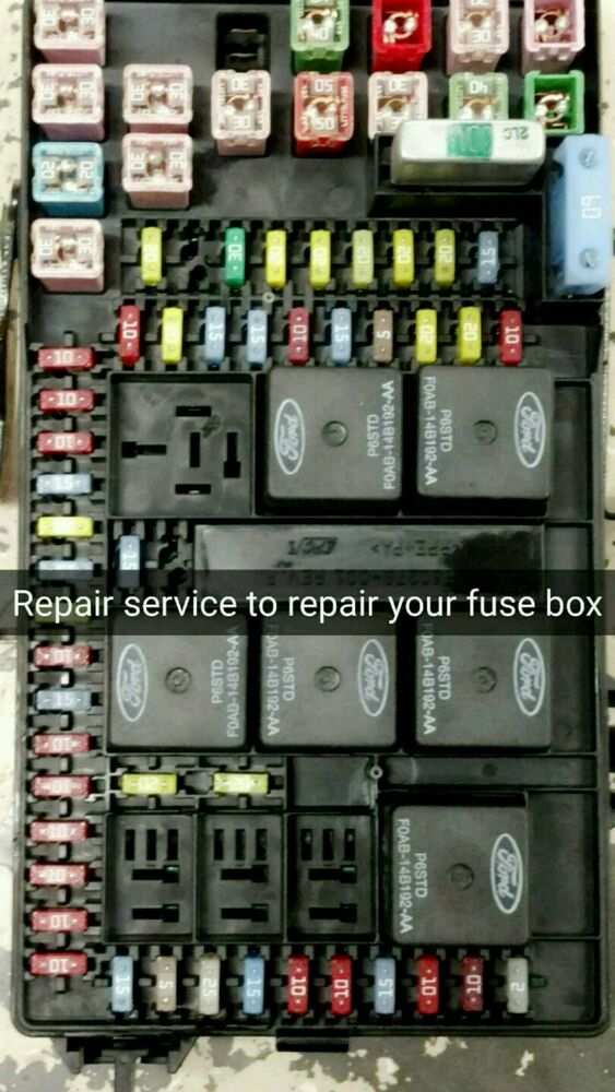06 expedition fuse box