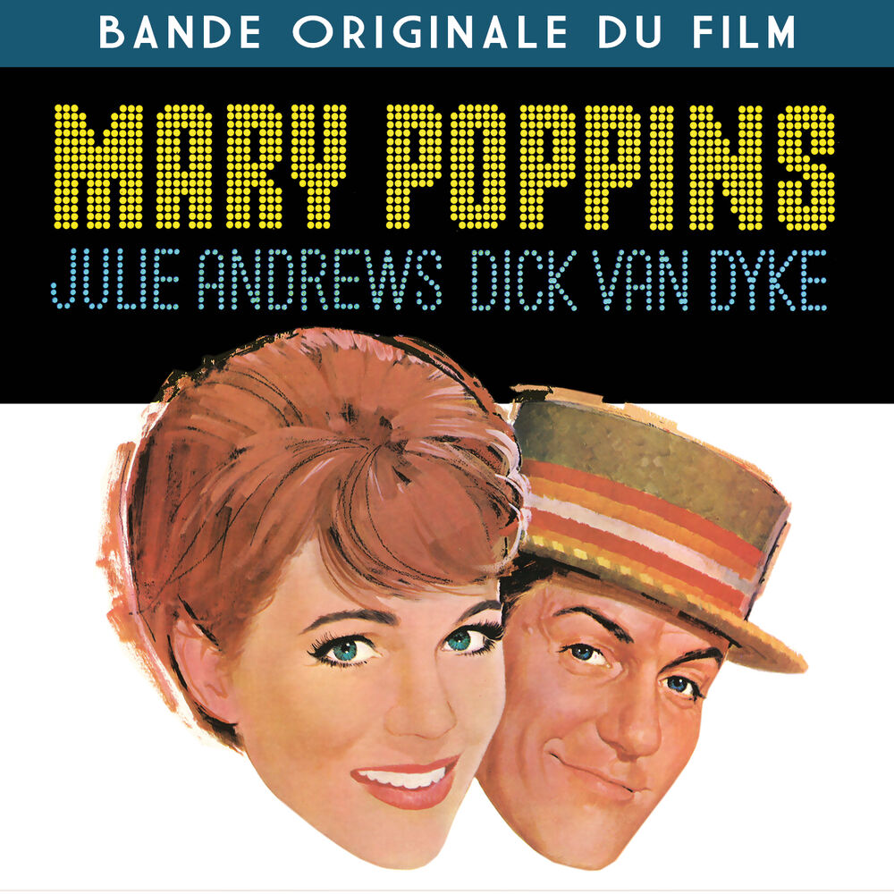 Mary Poppins Cheminée Cd Mary Poppins Soundtrack English French Version Ost Import Ebay