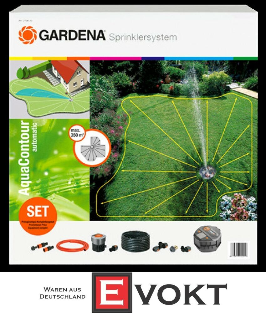 Gardena Berlin Gardena Complete Set Multi Surface Sprinkler Irrigation Sprinkler 2708 20 4078500270809 Ebay