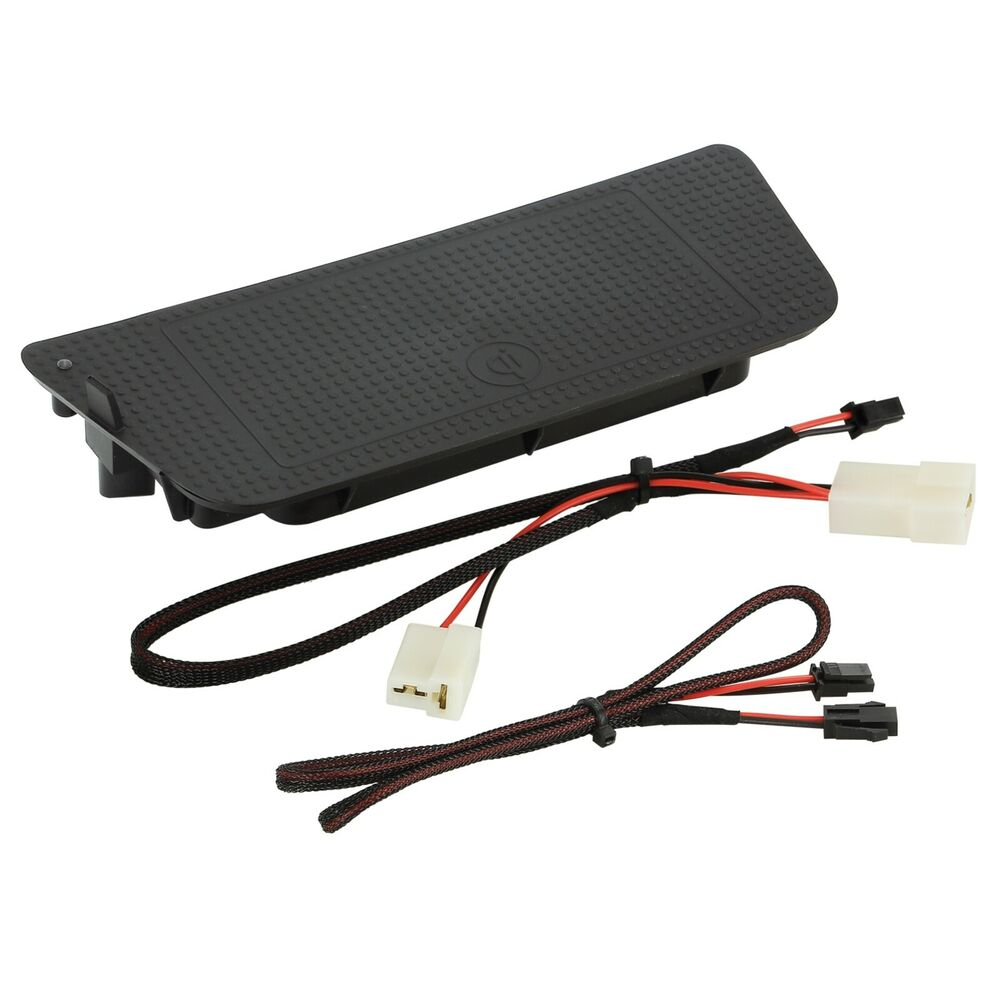 Qi Ladestation Inbay Qi Wireless Ladestation Dashboard For Bmw 1 E81 E82 E87 E88 4047442081859 Ebay