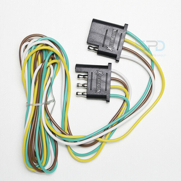 China Vehicle Wiring Harness With 4-Pole Flat Trailer Connectorwire on 4 flat tires, toyota sequoia 2001 2007 towing harness, molded connector 6-way trailer harness, 7 flat wiring harness, 4 point wiring harness, 3 flat wiring harness, 4 flat wiring adapter, 4 flat engine, 4 flat connector, 4 flat mounting bracket,