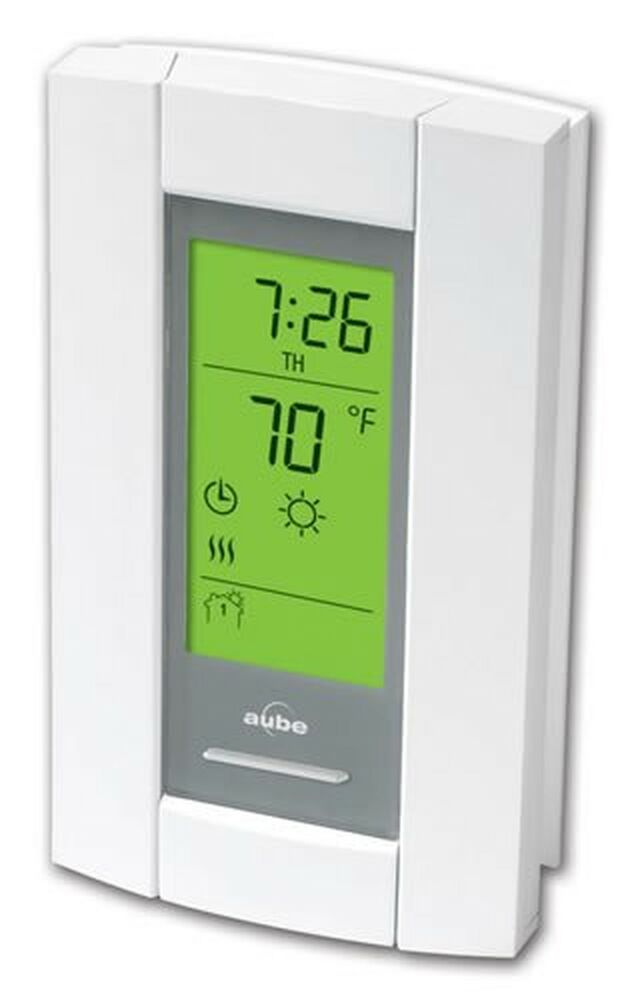 Heating Thermostat Honeywell Th115 Af Ga U Radiant Heating 120 240v Programmable Thermostat With 775264115707 Ebay