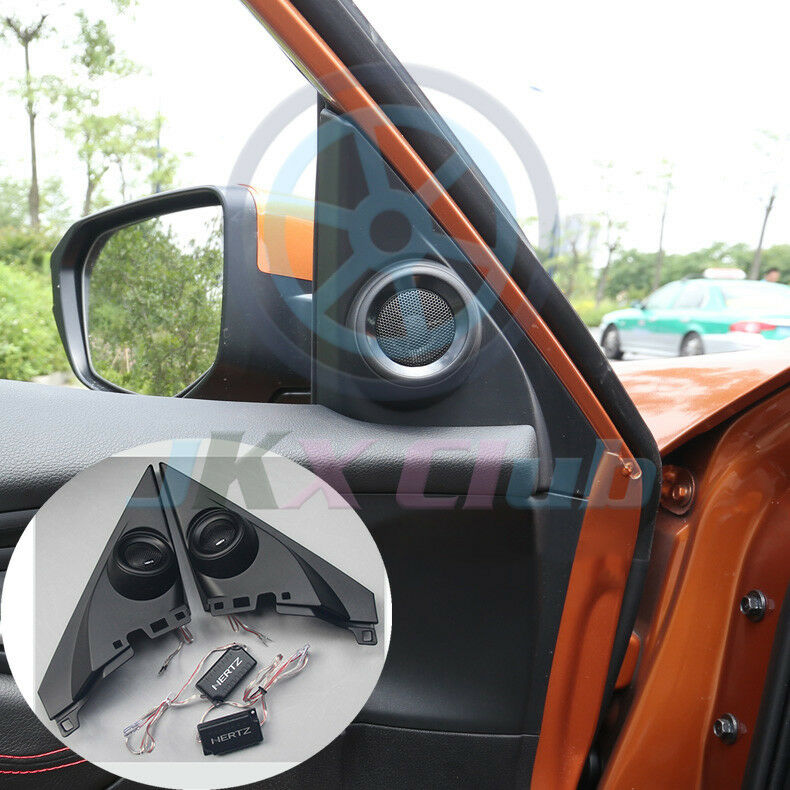 Althorn Tweeter Refit+Wiring j For Honda Civic LX 2dr Coupe4dr