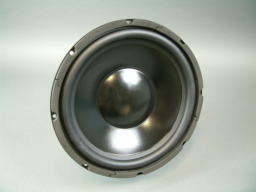 "Sub Speaker 8 Ohm 12"" Volkswoofer Dvc 8 Ohm Replacement For Miller Kreisel M"