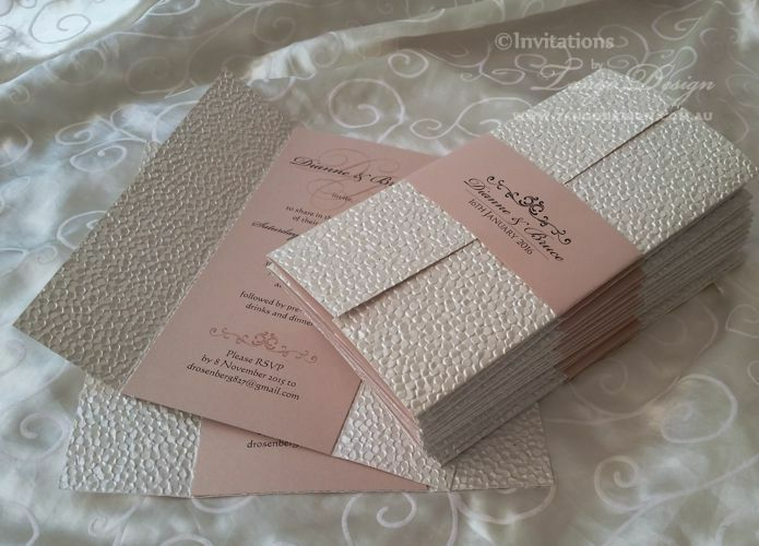 at home invitation cards