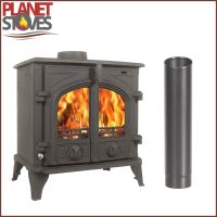 Stove Pipe: Stove Pipe For Wood Burning Stove