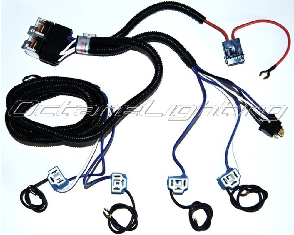 h4 wiring harness