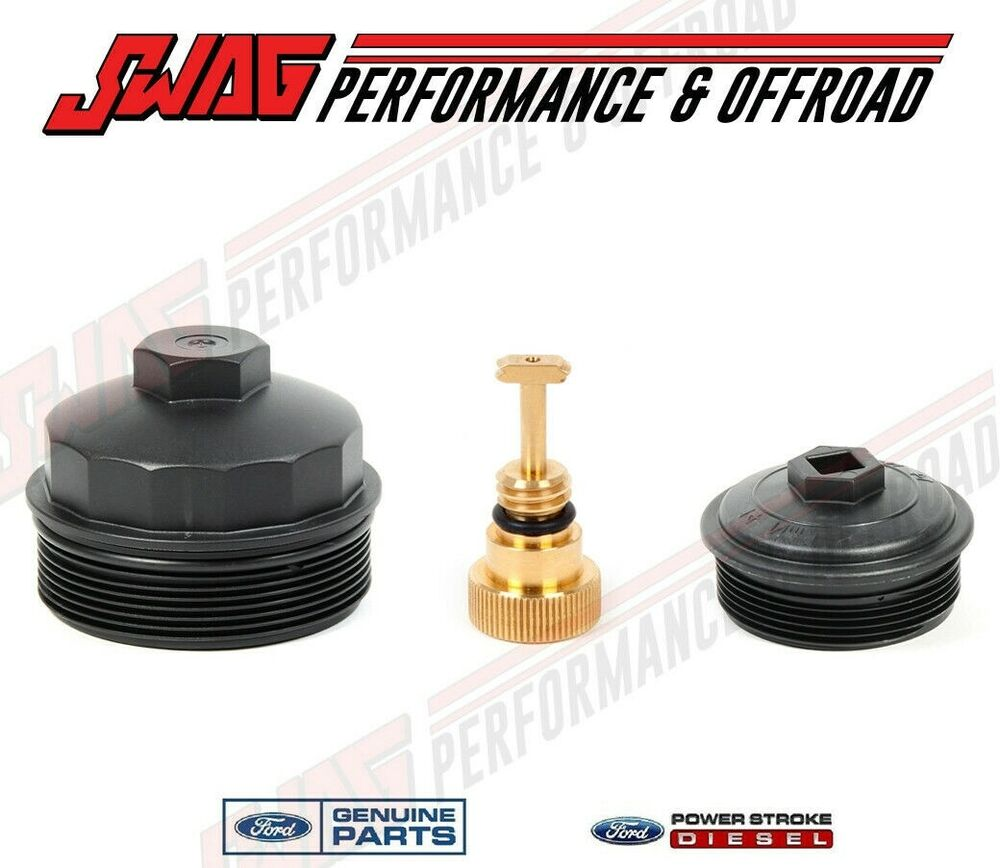 ford 6 0 updated fuel filter