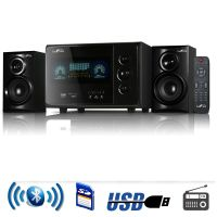 BEFREE 2.1 CHANNEL SURROUND SOUND BLUETOOTH HOME HOUSE ...
