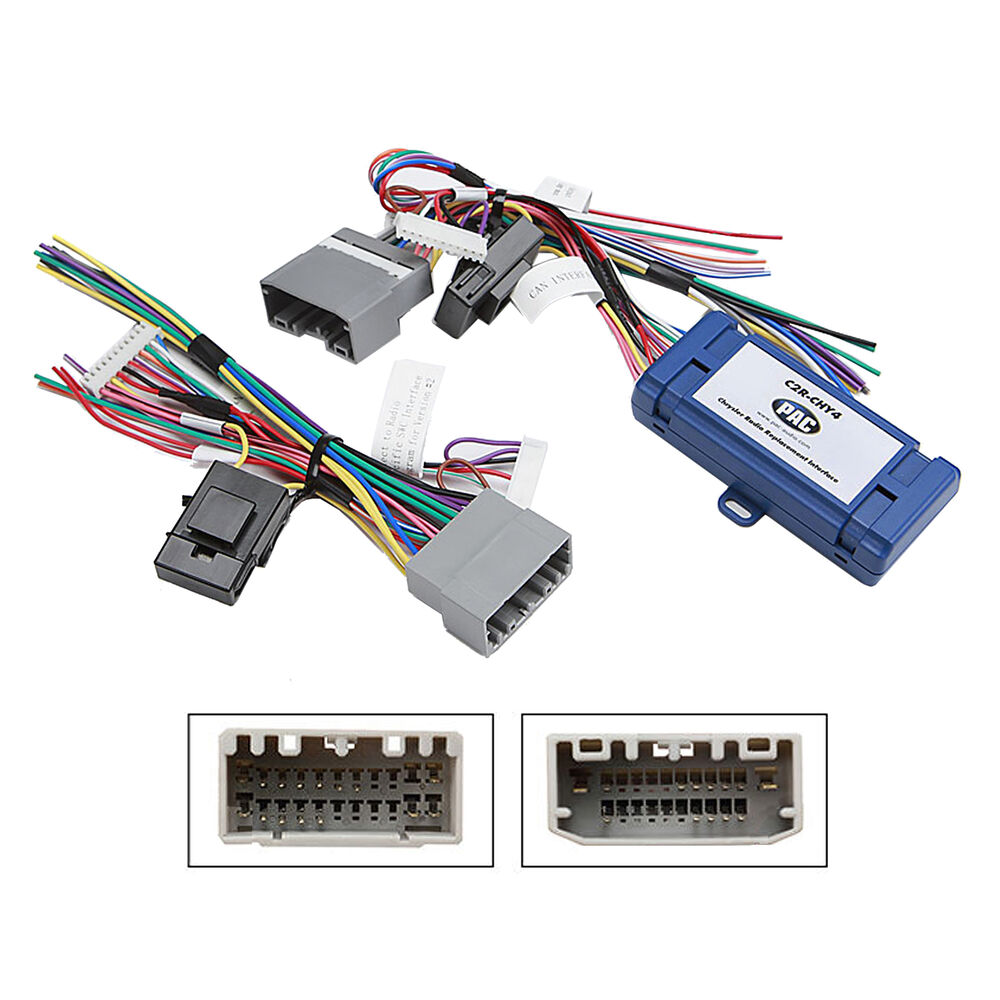 car amp wiring harness factory