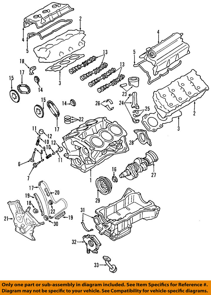 FORD OEM-Engine Timing Chain Guide 7T4Z6B274A eBay