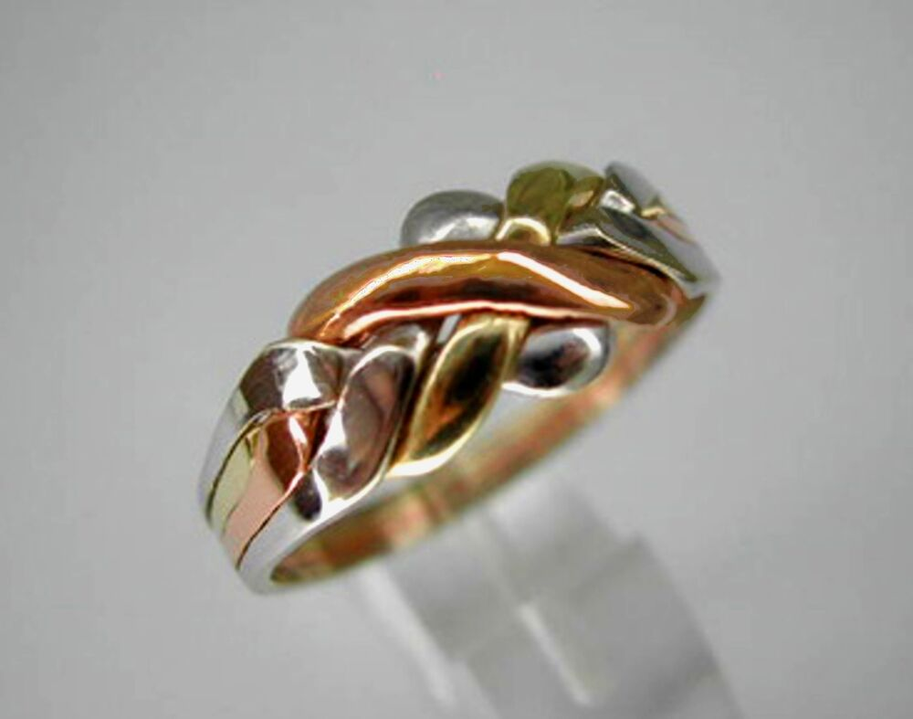 turkish wedding or puzzle ring together turkish wedding ring Turkish wedding or puzzle ring together