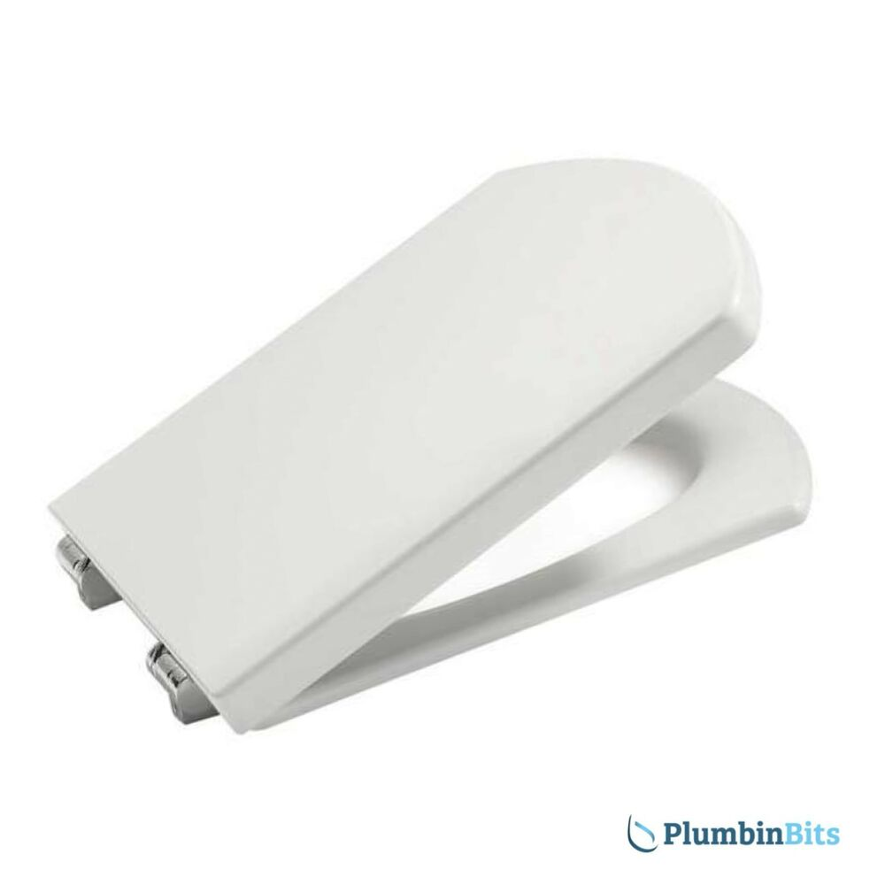 Wc Toilette Prix Roca Dama Senso Compact Wc Toilet Seat Cover With Soft Closing Hinges White 8414329488258 Ebay