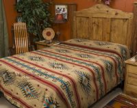 Southwest Decor Bedspread -Isleta QUEEN | eBay