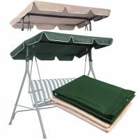 Swing Top Cover Canopy Replacement Porch Patio Outdoor 66 ...