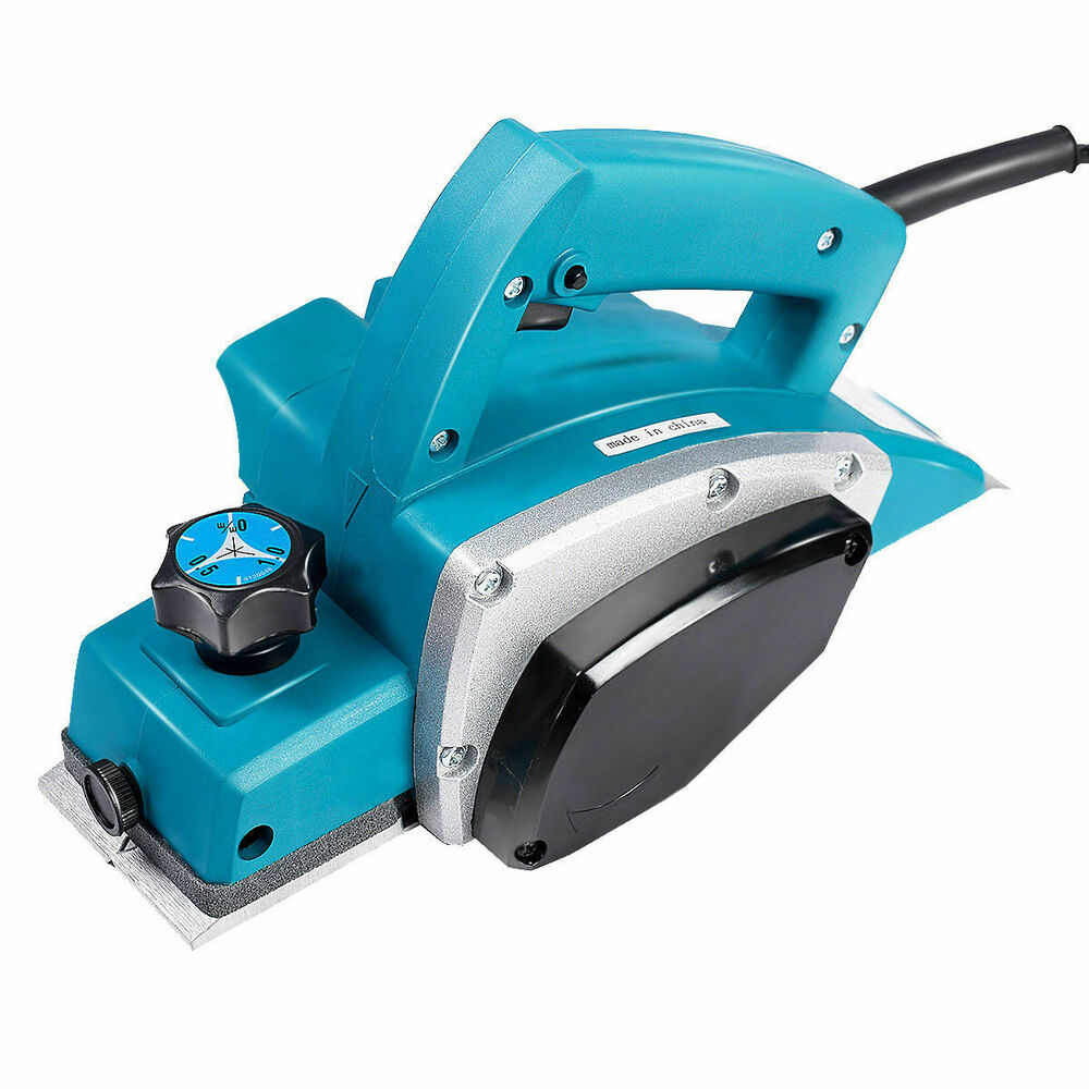 Gopus Powerful Electric Wood Hand Planer 3 1 4 Inch - Electric Hand Planer