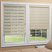 Light Filtering Sheer Roller Shades