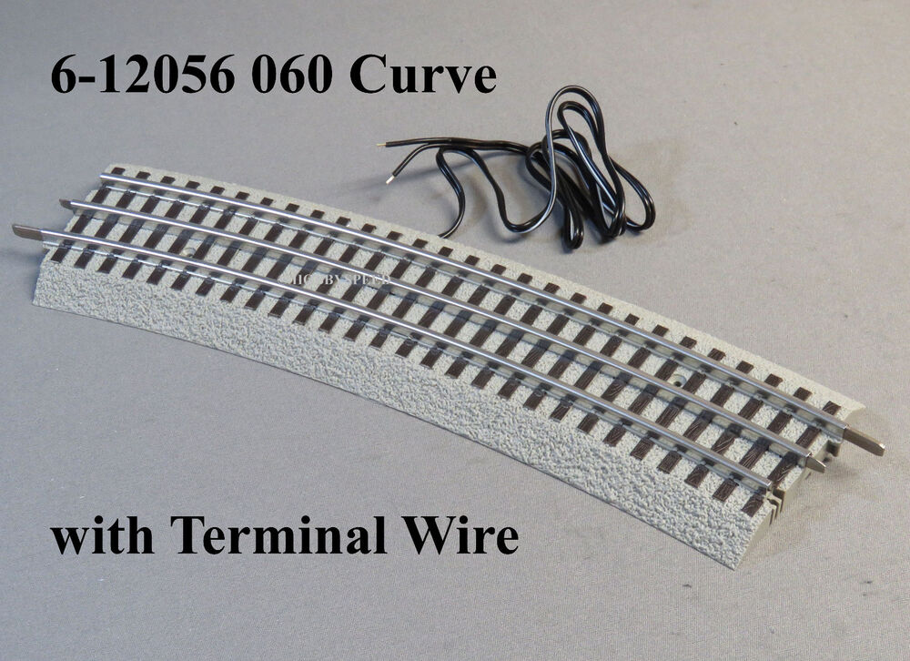 LIONEL FASTRACK train fasttrack fast track curve lockon wire 12056