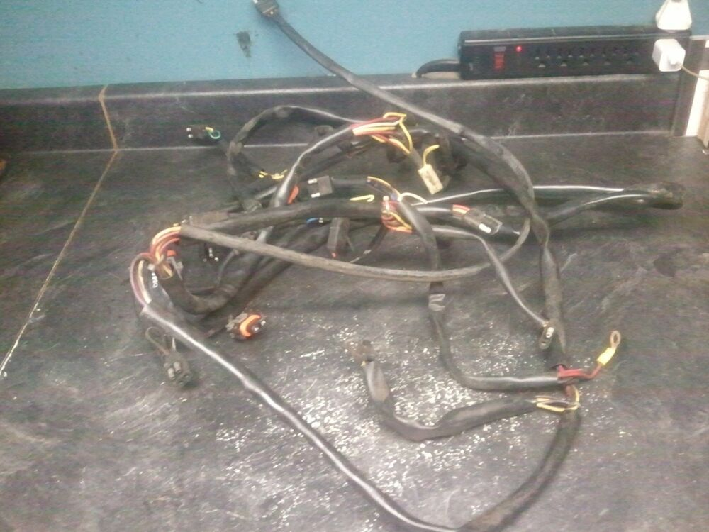 01-04 Arctic Cat Wiring Harness # 0686-687 Panther Z 440 Electric