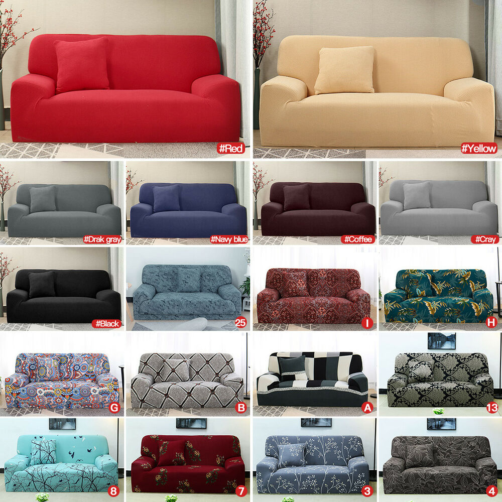 Couch Covers Chair Loveseat Sofa Covers Couch Cover Home Furniture Protector Sofa Slipcover Ebay
