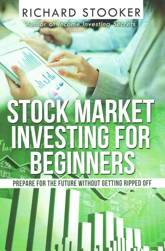 Books About Investing For Beginners