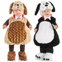 Toddler Puppy Dog Costume Baby Halloween Fancy Dress | eBay