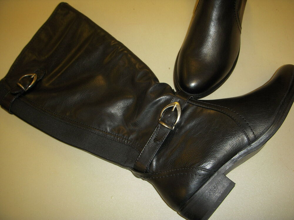 Bare Traps Tommy Womens Riding Boots With Buckles Choose
