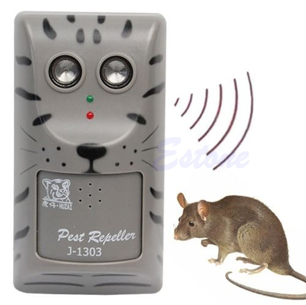 Electronic Ultrasonic Pest Rat Mouse Insect Rodent Control Auto Is The Circuit Diagram Of An Mosquito Repellerthe Indoor Anti Mice
