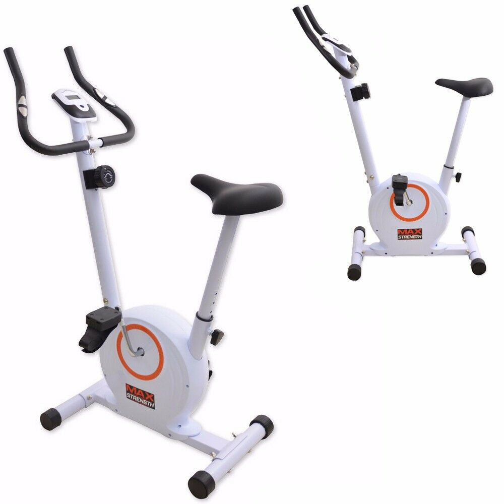 Hometrainer Ebay Magnetic Exercise Bike Cycle Fitness 8 Level Cardio Workout Home Trainer Machine 3169544355971 Ebay