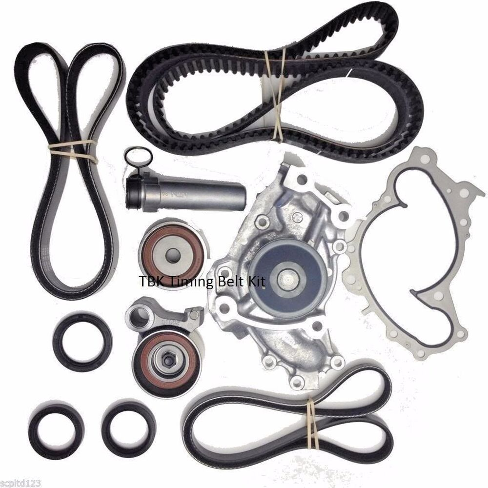 timing belt for toyota sienna