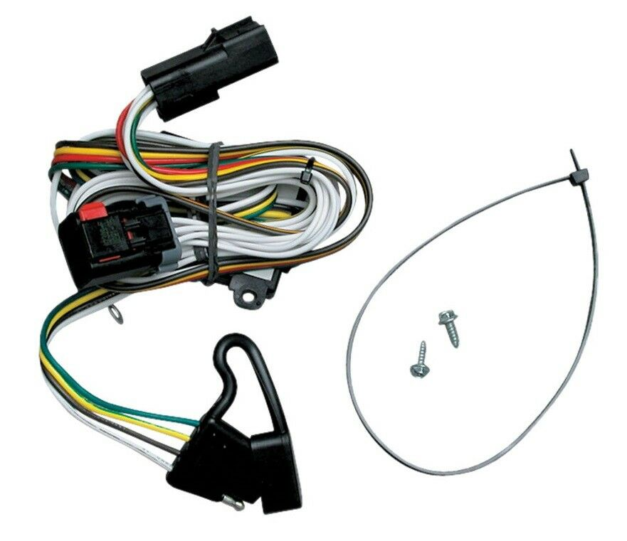 Trailer Wiring Harness For 01-03 Town  Country Voyager Caravan