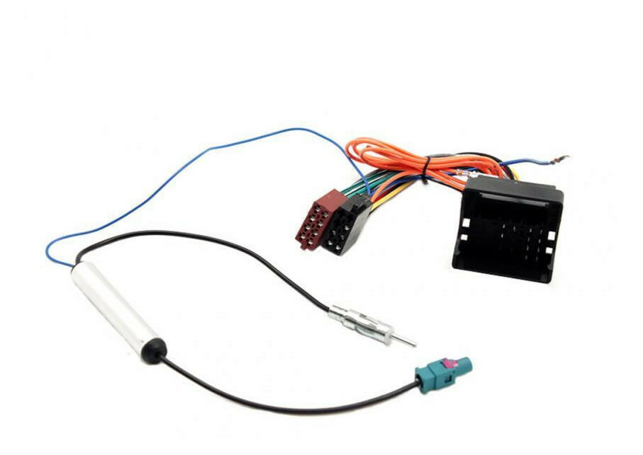 wiring harness adaptor car stereo